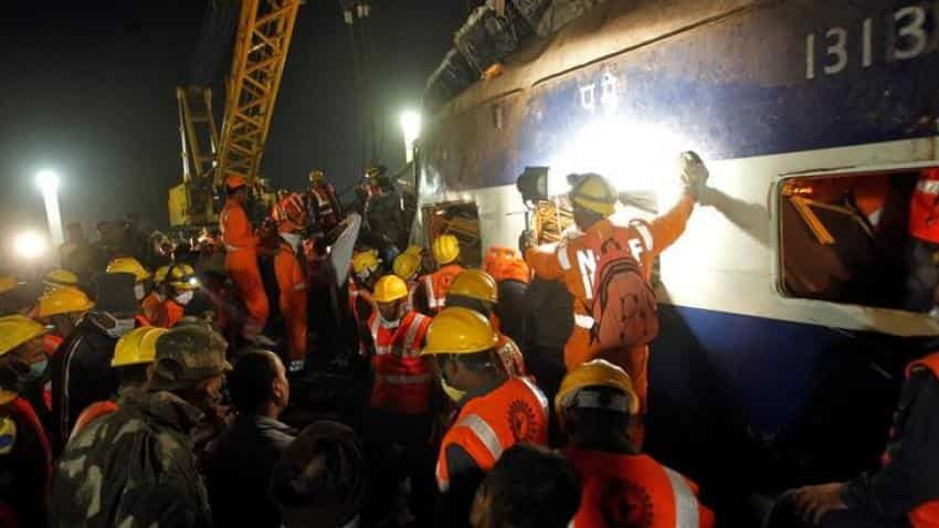 Railways double compensation for train accident victims