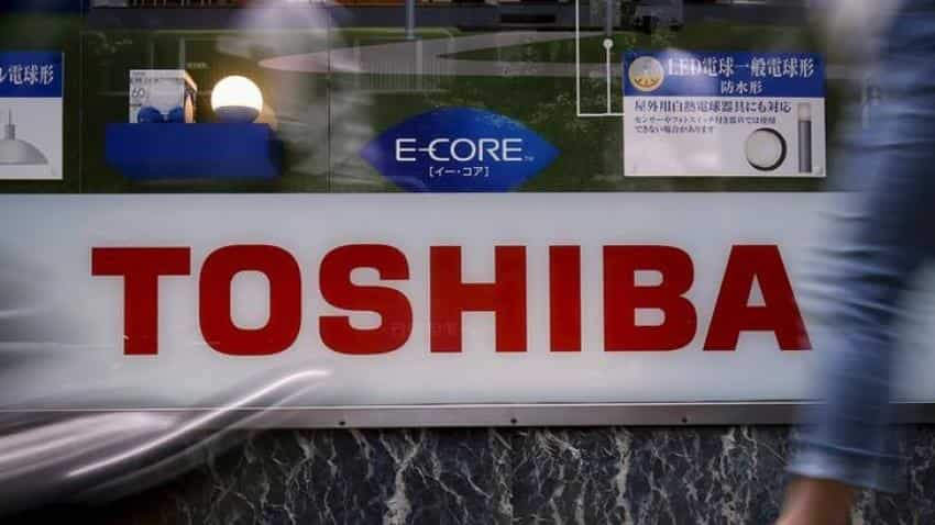 Toshiba may book big loss on US nuclear acquisition, shares plunge