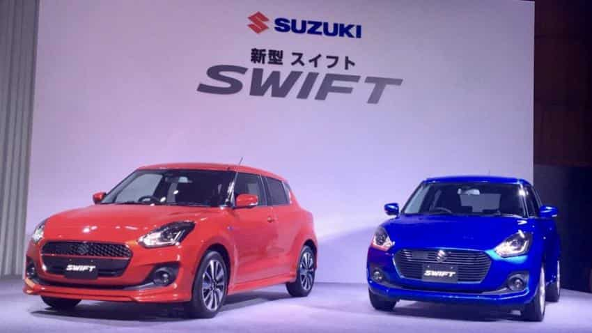 Suzuki launches new Swift in Japan; India launch in 2017