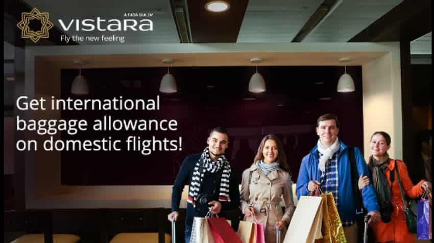 Now, get seamless 'Through Check-in' facility via Vistara on your international travel