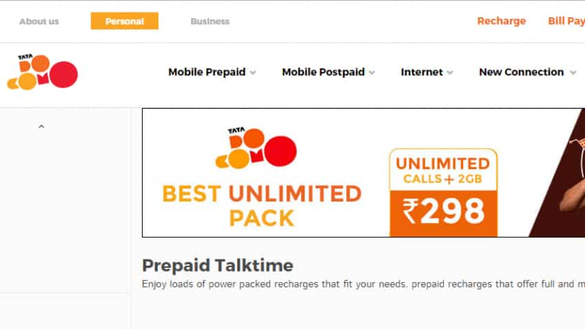 Tata Docomo introduces unlimited STD & local call plans starting at Rs 148