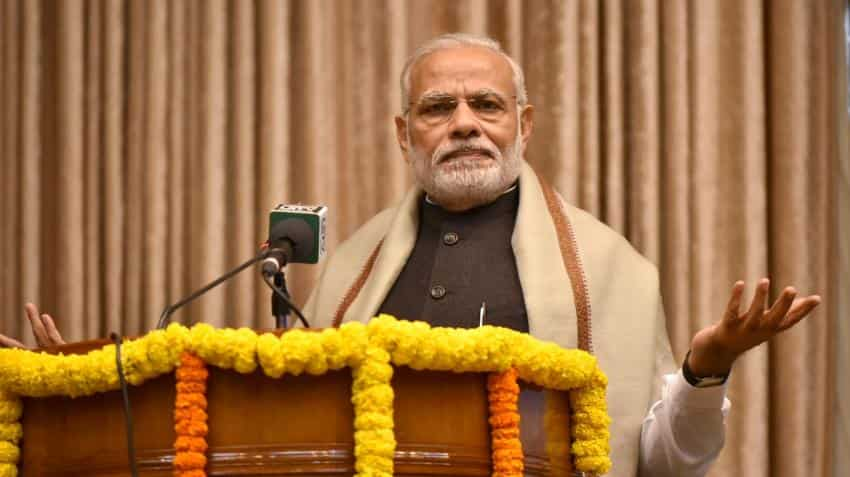 PM Modi shares why Govt decided to advance Budget 2017 to February 1