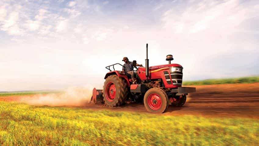 Mahindra & Mahindra restructures business in three verticals, shares rise