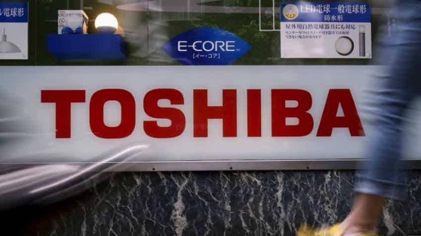 Writedown fears wipe $5 billion off Toshiba's value as it weighs options