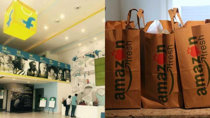 Flipkart, Amazon to slug it out in fashion in 2017