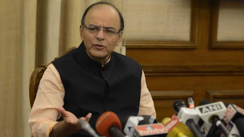 Full text: Here's what FM Jaitley said on remonetisation