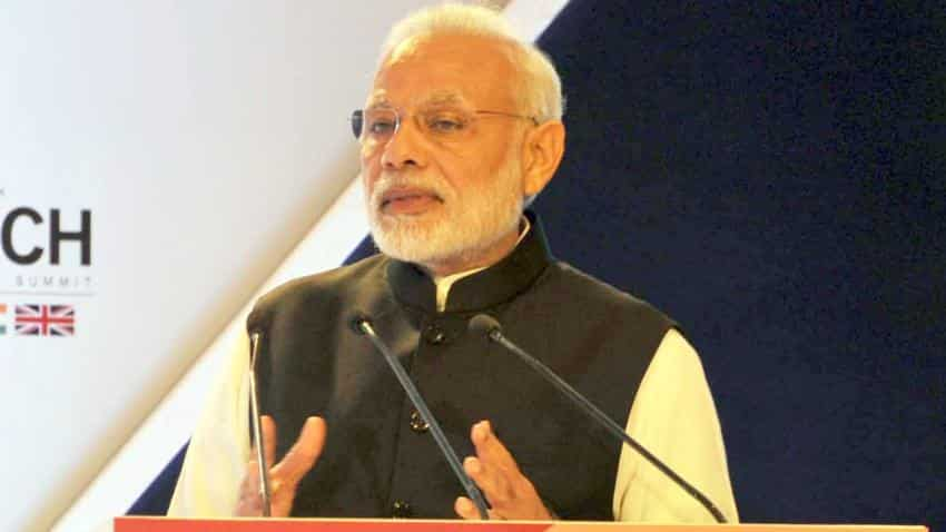 Digital transactions not short-term substitute for cash: PM Modi