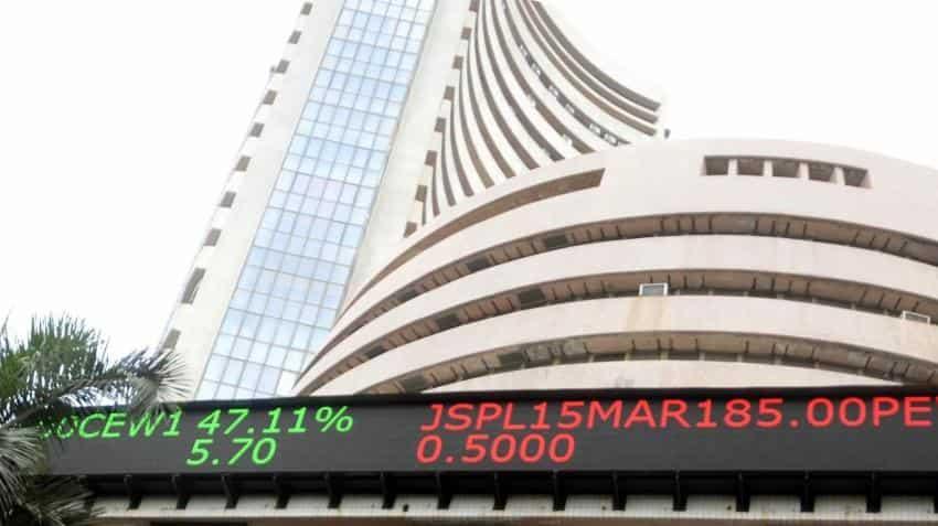 Sugar stocks trade high as Nifty gains; Rupee jumps 16 paise