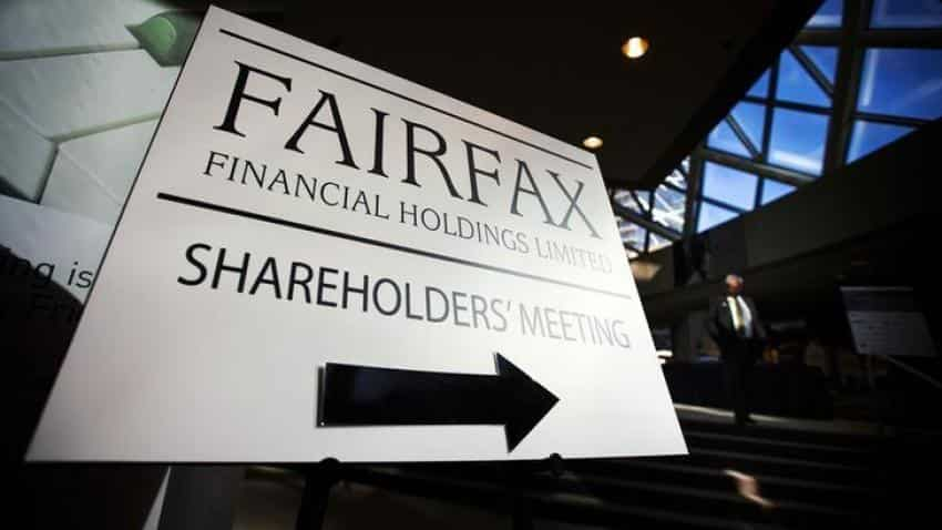 Fairfax Financial buys 51% stake in Kerala-based Catholic Syrian Bank
