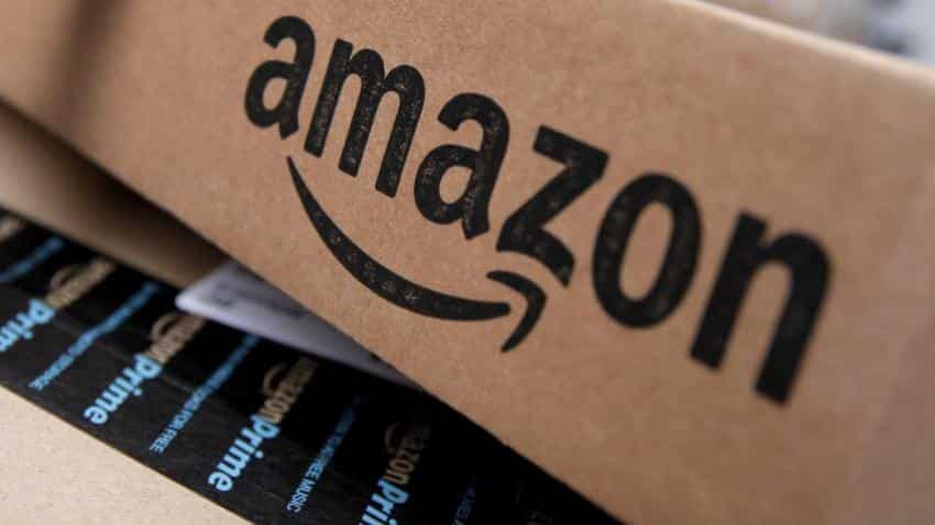 Amazon considering flying warehouses for item delivery
