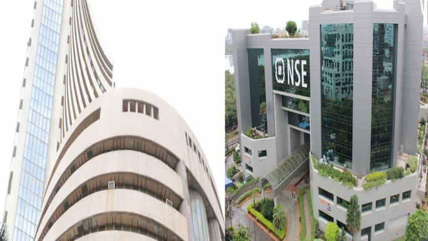 Markets end year in green; Sensex closes up 260 points