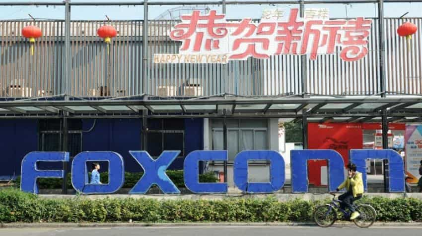 Foxconn to invest $8 billion in China LCD plant