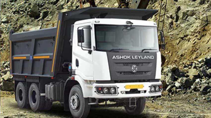 Ashok Leyland sales drop 12% in December