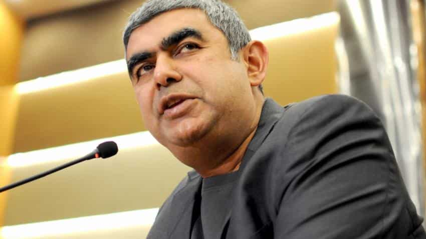 Road ahead not easy: Infosys CEO Vishal Sikka's letter to employees