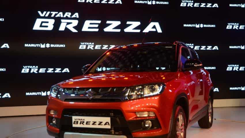 Gujarat plant to cut waiting period for Baleno, Brezza: Maruti Suzuki