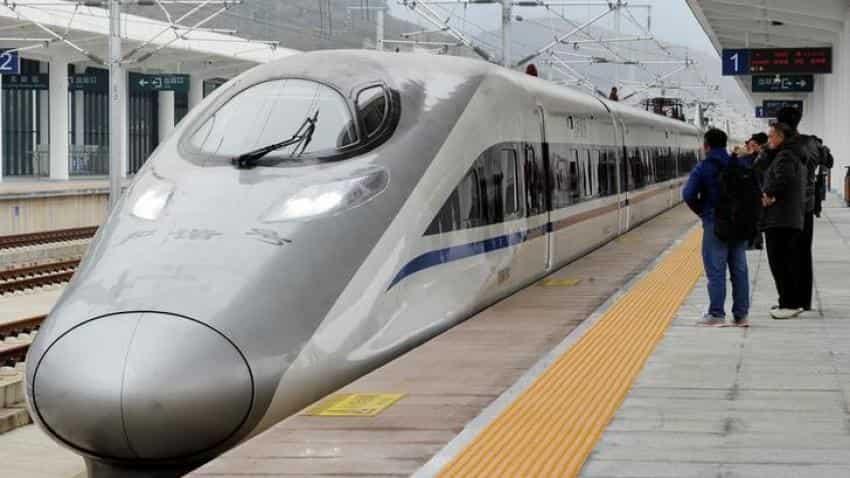 China plans to spend $115 billion on railways in 2017: Xinhua