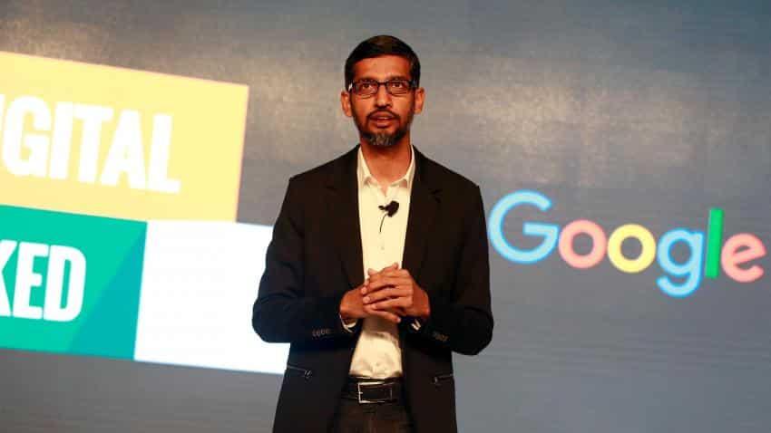 Google focusing on a Rs 2100 'smartphone' for India, says Sundar Pichai