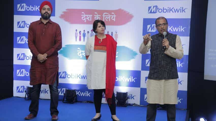 MobiKwik plans to achieve target of Rs 1,000 crore GMV in 2017