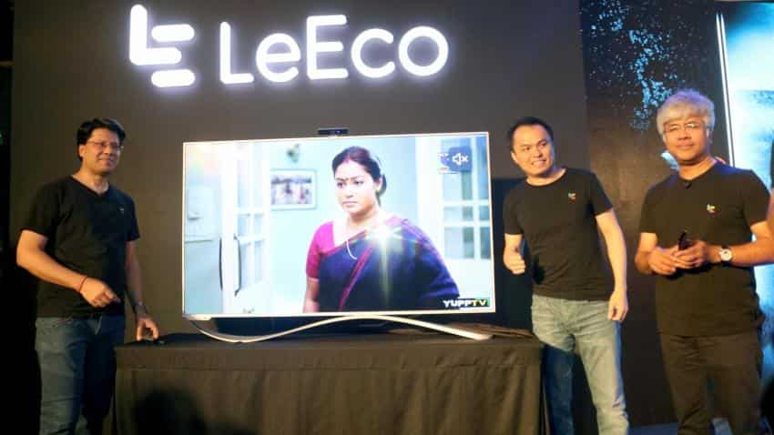 LeEco to launch Super4 X Series ecoTVs in India