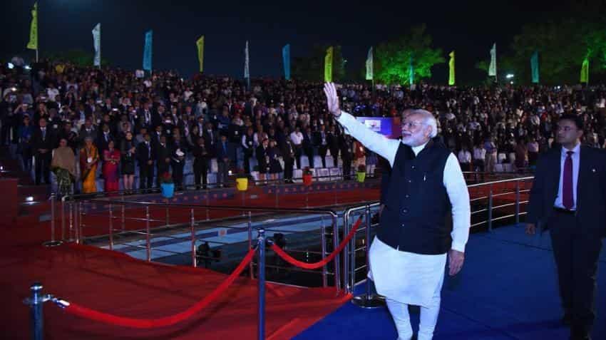 PM Modi to inaugurate Vibrant Gujarat Summit today