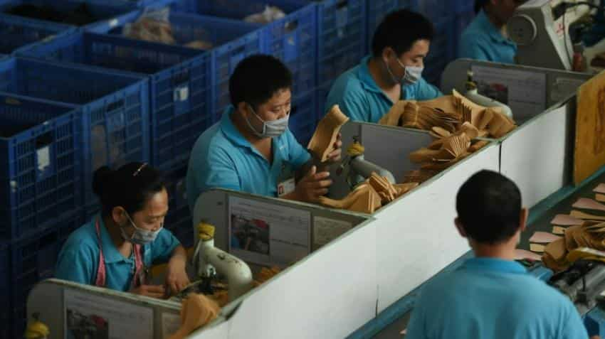China factory-gate inflation hits 5.5% in December