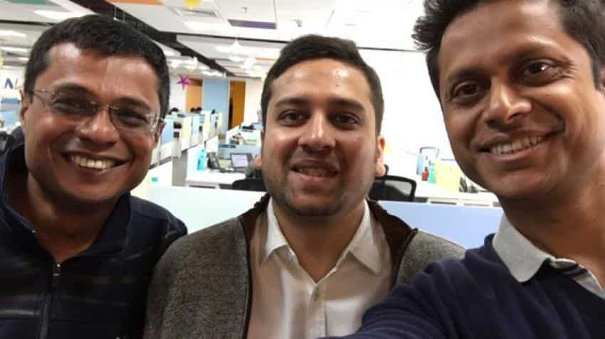 Flipkart: Four valuation markdowns and three CEOs in a year