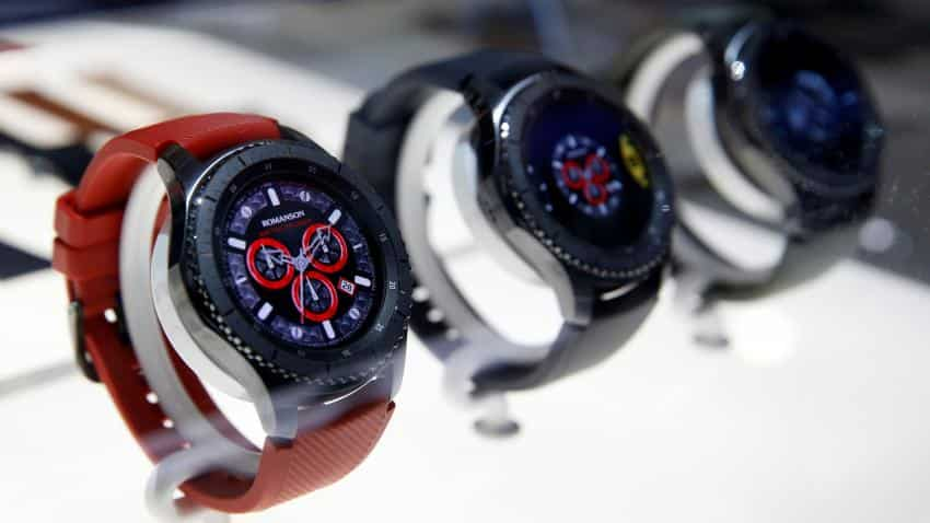 Samsung expected to launch the Gear S3 in India today