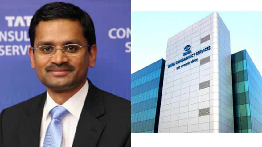 Rajesh Gopinathan CFO of TCS replaces N Chandrasekaran as CEO