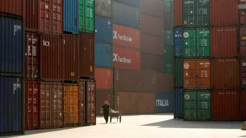 China posts worst export fall since 2009 as fears of US trade war loom