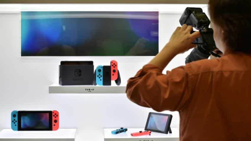 Nintendo reboots with new Switch game console