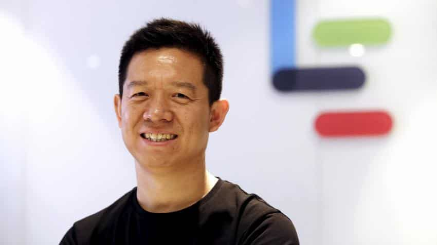 LeEco secures over $2 billion investment from Sunac