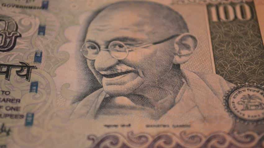 Gandhi will gradually be removed from currency notes