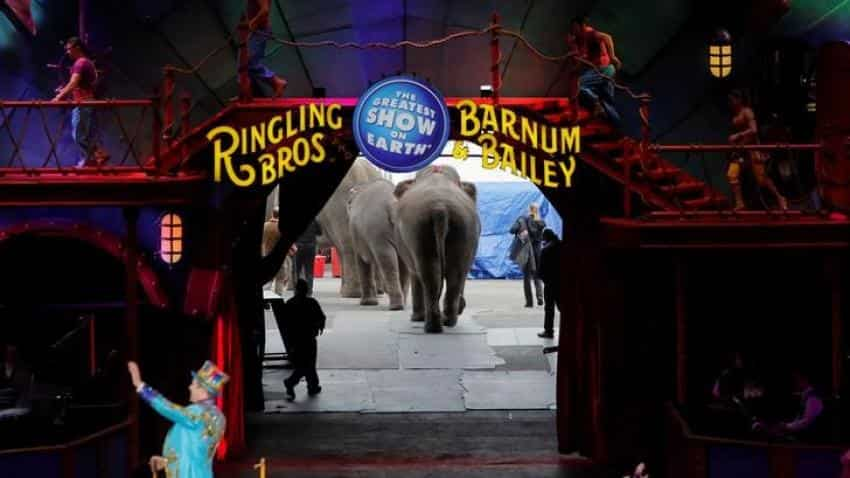 Ringling Bros circus folding its tent after nearly 150 years