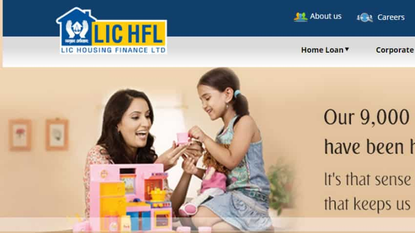 LIC Housing records 19% rise in Q3 net profit, shares gain