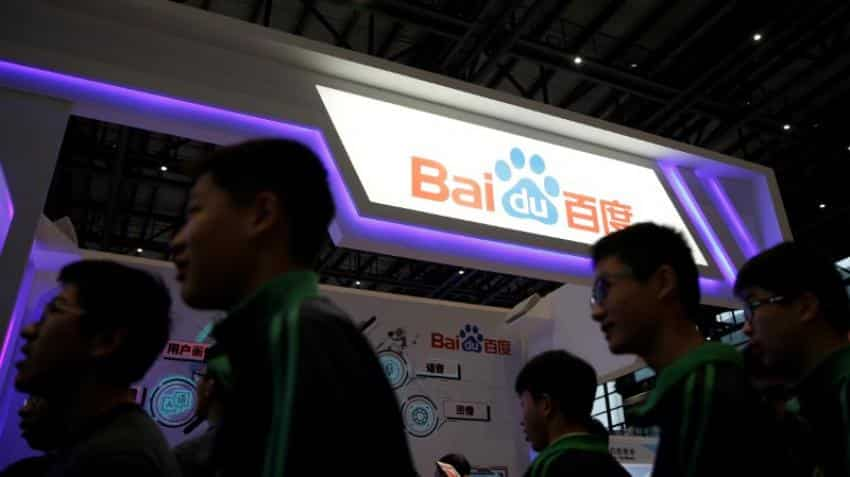 Baidu names former Microsoft exec as COO in artificial intelligence push