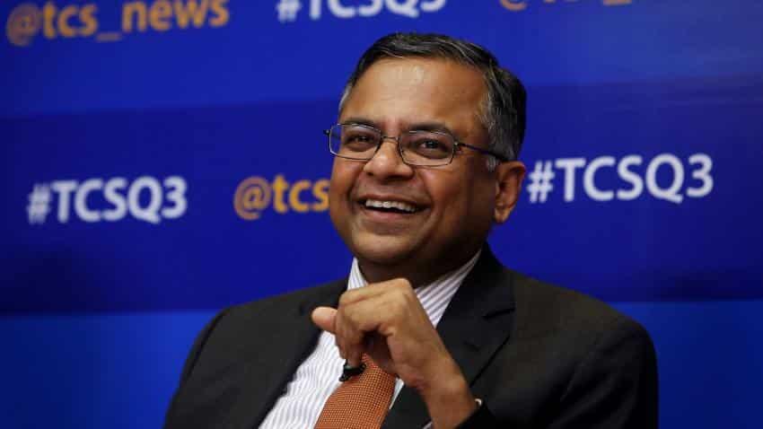 Tata Motors appoints N Chandrasekaran as chairman
