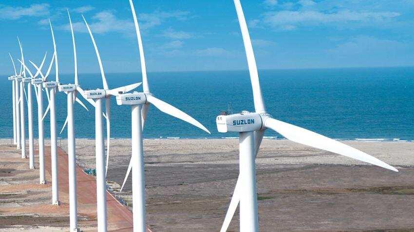Suzlon wins 50.40 MW order; shares climb 2%