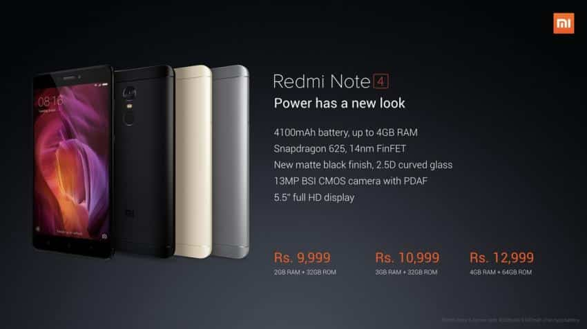 Xiaomi Redmi Note 4 goes on sale today; here's how to get it