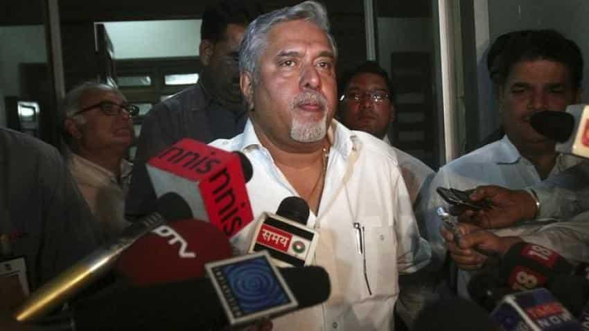 Kingfisher tycoon Vijay Mallya charged in loan default case: CBI