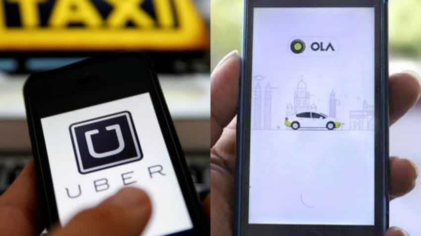 Brands hail Uber, Ola to get a seat next to customers