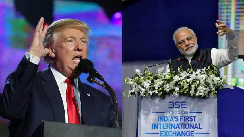 Modi, Trump discuss South Asia security; will stand together to fight terror