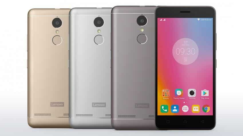 Lenovo launches 4GB K6 phone; find out how to buy it