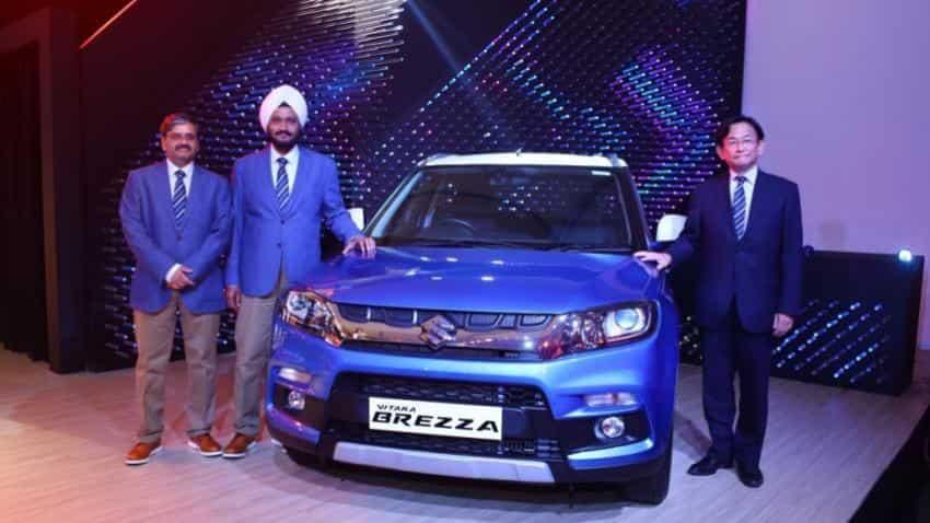 Maruti Suzuki Q3 net jumps 48%
