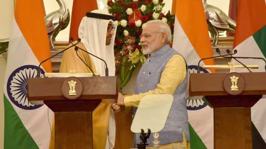 """PM Modi calls UAE as """"valued partner""""; here's his full speech"""