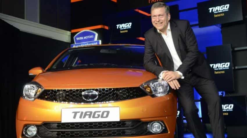 Recovery on after initial demonetisation impact: Tata Motors