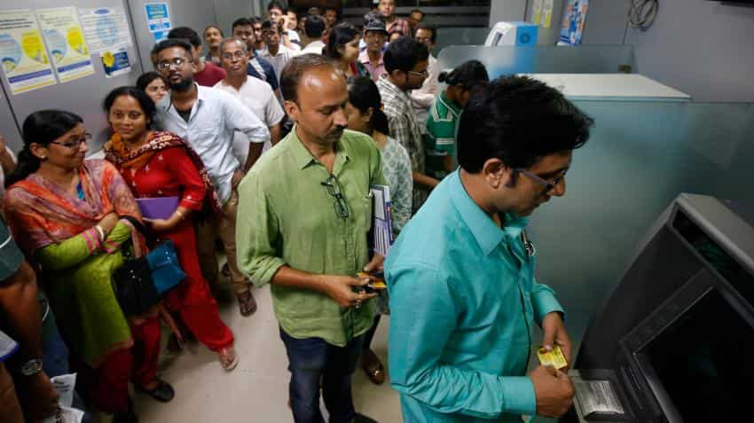 RBI may remove weekly cash withdrawal limits by February-end: Bankers