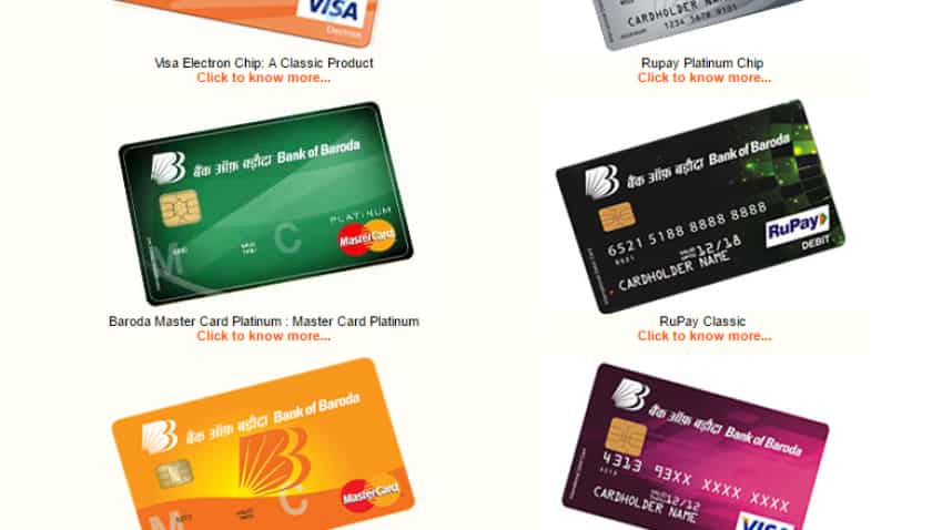 Bank of Baroda launches debit card EMI facility for its customers
