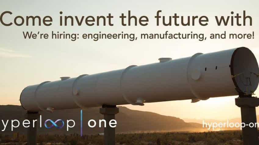 Hyperloop will reduce travel between Delhi and Mumbai to just one hour!