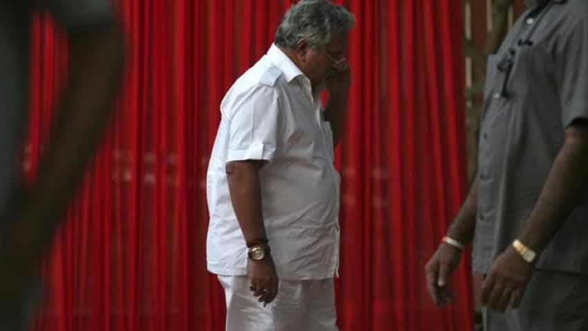 Begged for help, not loans, says Mallya