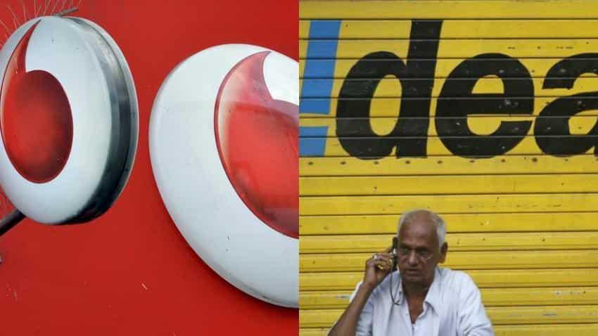 Idea shares jump 27% as Vodafone confirms merger talks